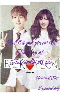 <Longfic>baekyeon Bắt buộc yêu