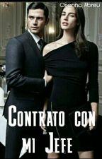 Contrato Con Mi Jefe by oriannascarlette
