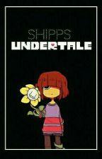 Shipps de Undertale(Mi opinion) by TuSenpai7w7