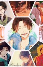 [TAKAO X READER ] Spring Day by Miss_Chou_FR