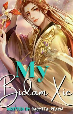 My Bidam Xie  by Dacytta-Peach