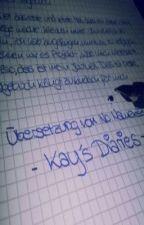 Kay's Diaries [Übersetzung] (SLOW UPDATES) by NoNamex33