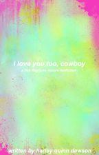 i love you too, cowboy. rick flag/june moone by fangirlamanda