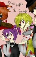 Five Night At Freddy ™Fanfic™ by LmNguyn035