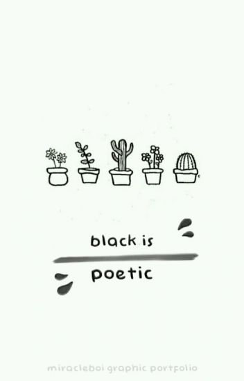 Black Is Poetic|| Graphic Portfolio