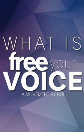 What is FreeYourVoice? by FreeYourVoice