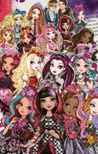 Ever After High: Reviewing Ships by miraculouseverafter