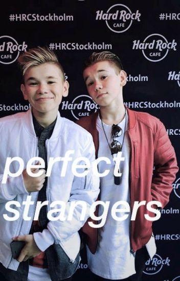 perfect strangers | [m&m] swedish