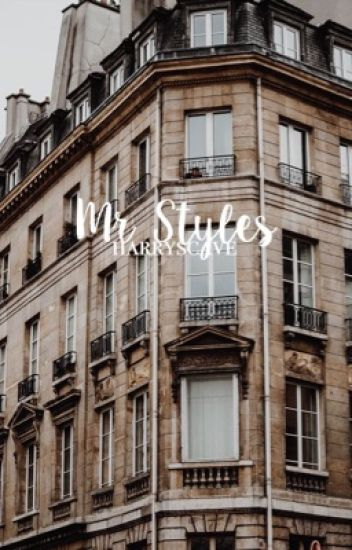 Mr Styles- (H.S fanfic)