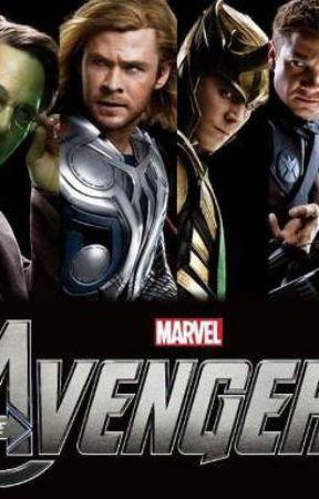 Descendants of the Avengers (An Avengers and Descendants