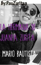 La hermana Juanpa Zurita (Mario Bautista) by PauZuritaa
