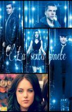 La Sexta Jinete (Daniel Atlas x ti) by Rokysmind013