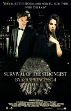 Survival Of The Strongest by aminaasad15
