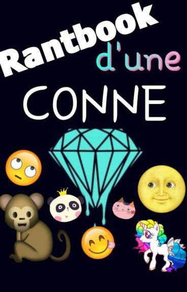 Rantbook D'une CONNE