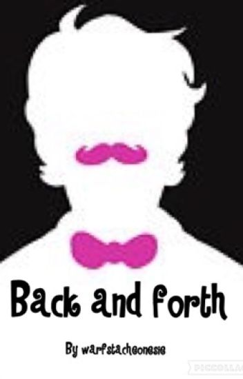 Back and forth (Wilford Warfstache X reader)
