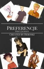 Preference Percy Jackson by Heroski