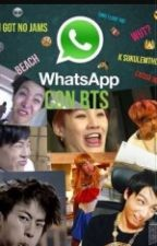 Bts  Whatsapp  by aliengirll_
