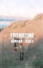• friendzone || hunhan • by Uszati