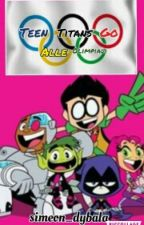 Teen Titans alle Olimpiadi  by simeon_dybala