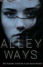Alleyways (#PremiosGomitas2016) by bluewxnders