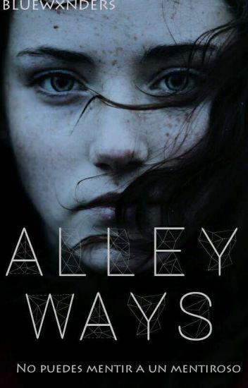 Alleyways (#Wattys2017)