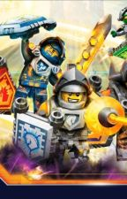 Nexo Knights: The Book Of Disasters by TheNinjaOfAnimals