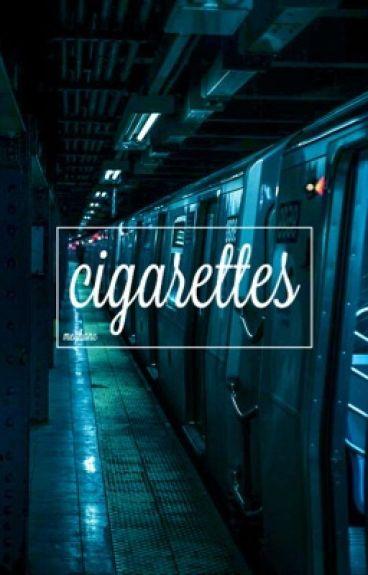 Cigarettes; Lip Gallagher
