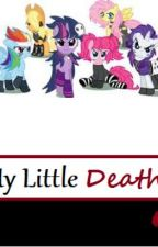 My little Death {MLP(MLD)} by MidnightRiver