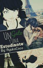 Un Gato Y Una Estudiante (Marichat)  by Ryuko-Hobi