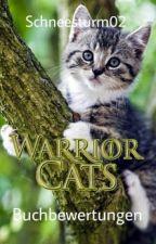 Warrior Cats - Buchbewertungen (closed!) by Schneesturm02