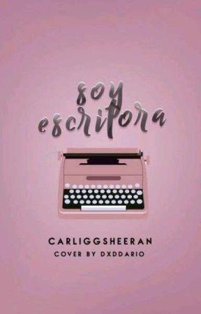 Soy escritor by CarliGGSheeran