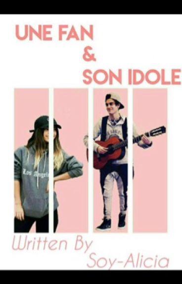 Une Fan Et Son Idole.
