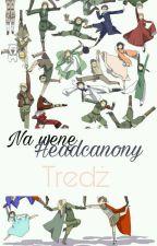 Na wenę || Headcanons Hetalia by Tregiairo