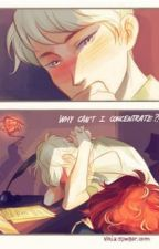 Kwiaty i chleb | Scorose | Scorpius x Rose by Nemuri-chan