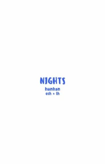 night ㅡ hunhan
