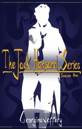 The Jack Hansard Series by AnInspiredMess