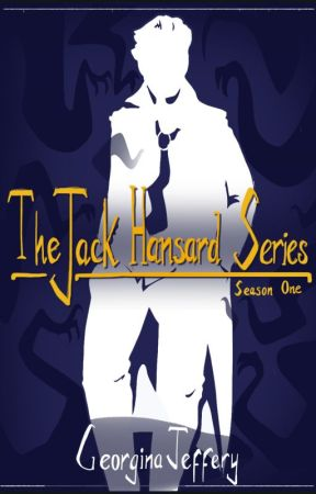 The Jack Hansard Series (Genre: Urban Fantasy) by AnInspiredMess