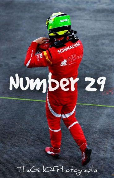 Number 29 || Mick Schumacher