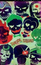 Mi Escuadrón Suicida by GwenStacy21