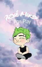 Bebé Mikey - Age Play by BrxndaClifford