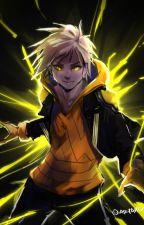 Pokemon Go: Spark X Reader by Aquarius2019