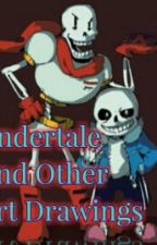 Undertale And Other Art Drawings 2.0 by IT_ME_DEEDEE_SWAG