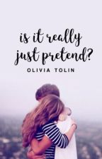 Is It Really Just Pretend? || M&H fanfic by speechlessly