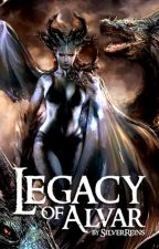 Legacy of Alvar (Redemption Book #3) by SilverReins
