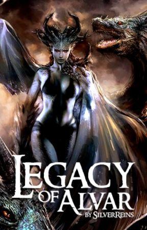 Legacy of Alvar (Redemption Book #3) by SilverReins