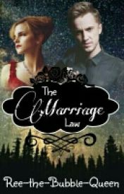 The Marriage Law Dramione On Hold 4 A Steamy Train