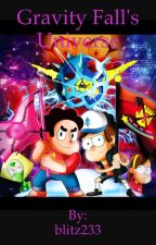 Gravity fall's universe(a Steven universe and gravity falls crossover) by blitz233
