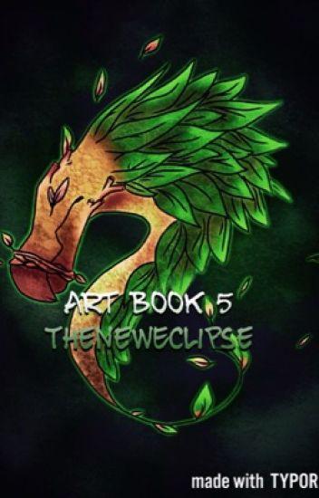 "The ""Art"" in ""Fart"" - Art Book 5"