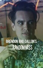 Brendon and Dallon's randomness by ashisashamed