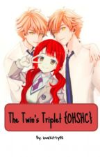 The Twin's Triplet {OHSHC} by lovekitty411